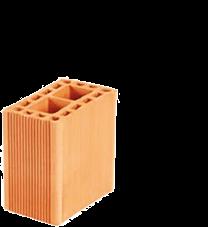 tijolo estrutural 11.5x19x19 Braúnas