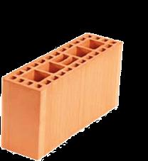 tijolo estrutural 11.5x19x39 Braúnas