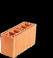 tijolo estrutural 14x19x39 Braúnas