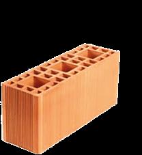 tijolo estrutural 14x19x44 Braúnas