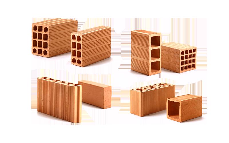 tijolos braúnas