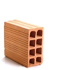 tijolo vedação 11.5x19x19 Braúnas
