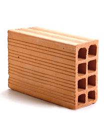 tijolo vedação 11.5x19x39 Braúnas
